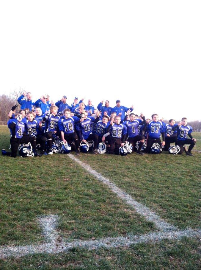 2012 B-Team Champions